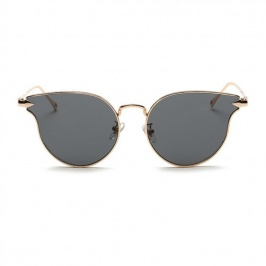 Naočale Miu Gold Black