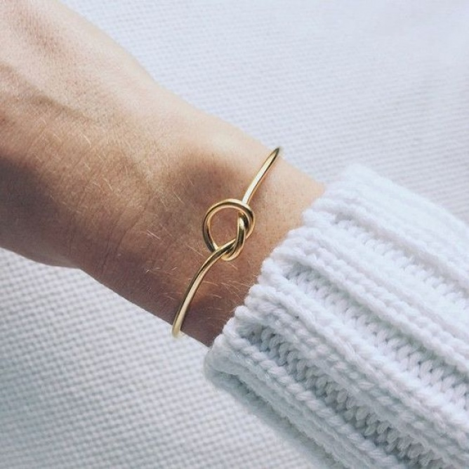Narukvica Marie Knot (Gold)