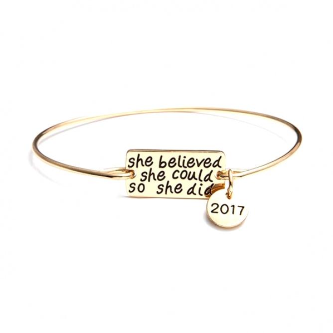 Narukvica-She-Believed-(Gold)-.jpg