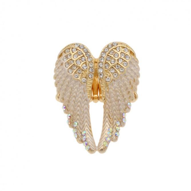 Prsten Gold Wings